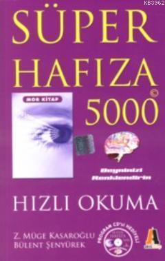 Süper Hafıza 5000 - Hızlı Okuma : Mor Kitap