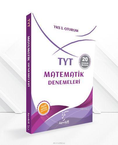 Karekök Yayınları TYT Matematik Denemeleri Karekök Yayınları K