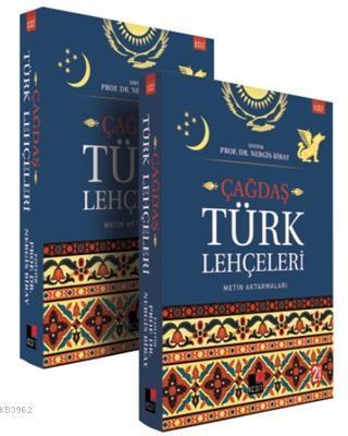 Çağdaş Türk Lehçeleri (2 Cilt Takım); Metin Aktarmaları