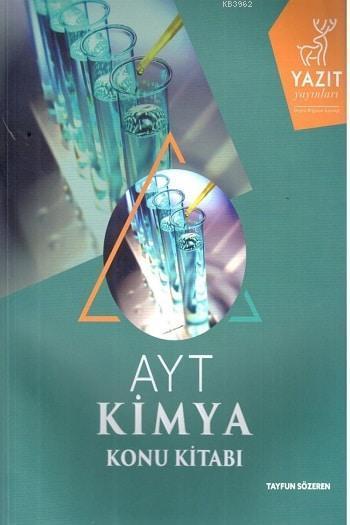 AYT Kimya Konu Kitabı