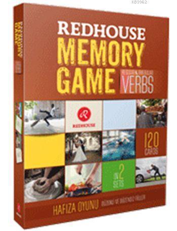 Redhouse Memory Game: Regular - Irregular Verbs 2; Hafıza Oyunu - Düzenli ve Düzensiz Fiiller