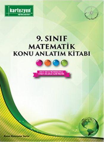 9. Sınıf Matematik Konu Anlatım Kitabı