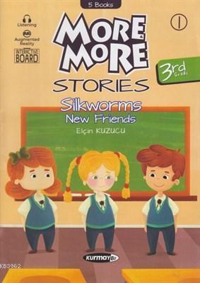 More & More -  3. Sınıf Englısh Hikaye Seti (5 Kitap)