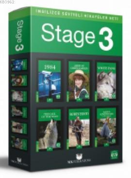 İngilizce Hikaye Seti - Stage 3