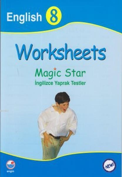 Worksheets - Magic Star İngilizce Yaprak Testler English 8