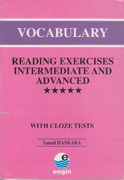 Vocabulary - Reading Exercises Intermediate and Advanced