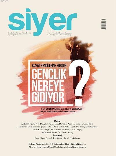 Siyer İlim Tarih Dergisi - 9. Sayı