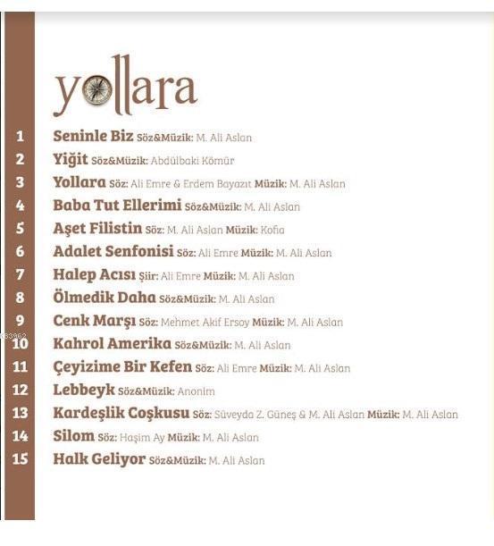 Yollara (CD)