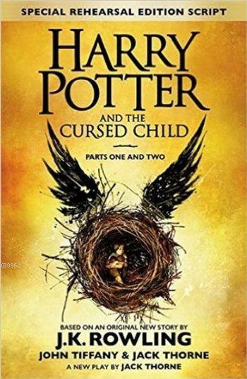 Harry Potter and the Cursed Child; Parts I-II