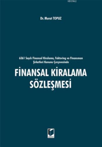 Finansal Kiralama Sözleşmesi