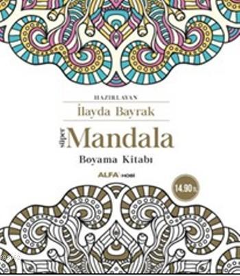 Mandala; Boyama Kitabı