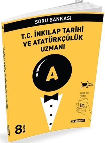 Hız Yayınları 8. Sınıf T.C. İnkilap Tarihi Ve Atatürkçülük Uzmanı