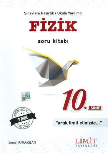 Limit Yayınları 10. Sınıf Fizik Soru Kitabı Limit