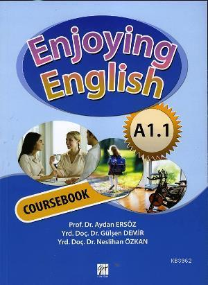 Enjoying English A1.1 Coursebook+Workbook