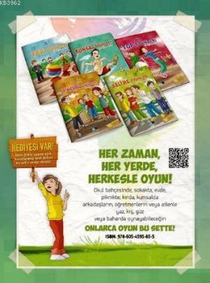 Çocuk Oyunları Seti (5 Kitap)