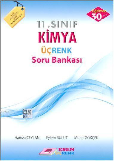 11. Sınıf Kimya Üçrenk Soru Bankası