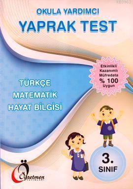 3. Sınıf Okula Yardımcı Yaprak Test