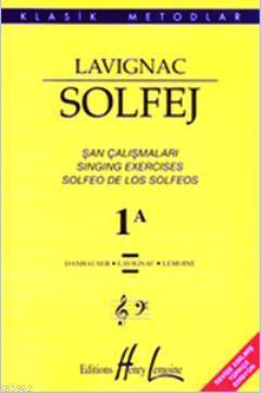Lavignac Solfej 1-A