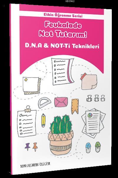 Tonguç Yayınları Etkin Öğrenme Serisi D.N.A NOT-Ti Teknikleri Tonguç