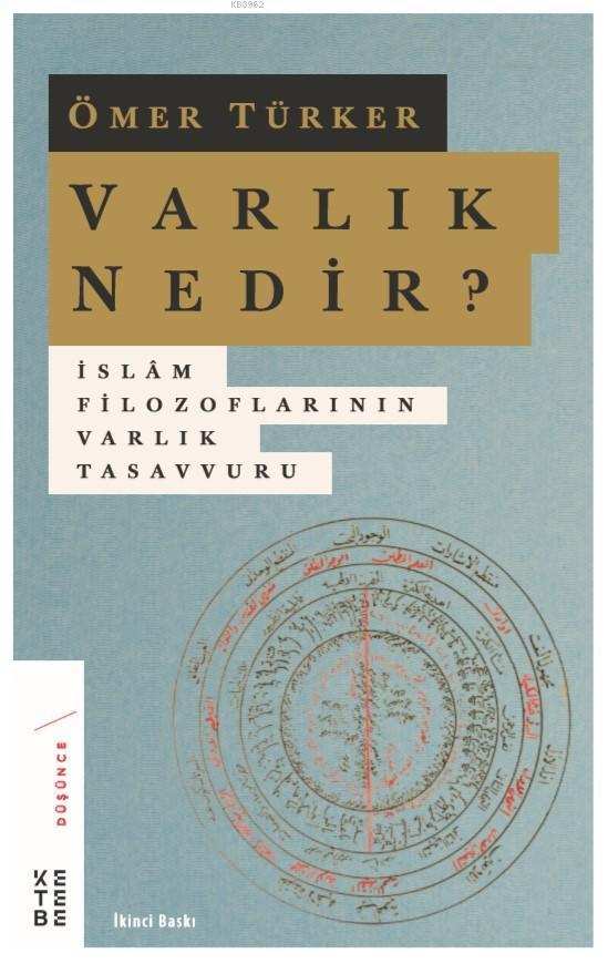 Varlık Nedir?; İslam Filozoflarının Varlık Tasavvuru