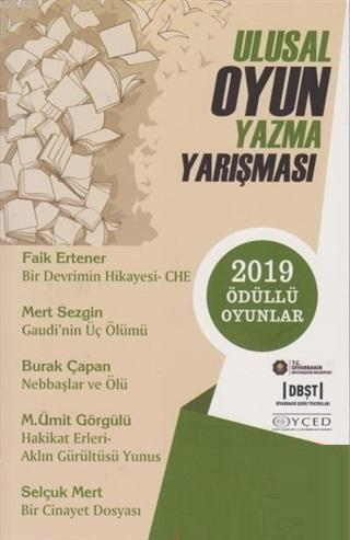 Ulusal Oyun Yazma Yarışması; 2019 Ödüllü Oyunlar