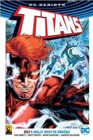 Titans 1 - Wally West'in Dönüşü