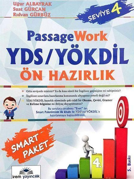 YDS Yökdil Passage Work Ön Hazırlık Seviye 4