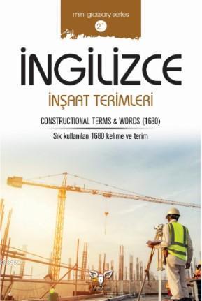 İngilizce İnşaat Terimleri; Constructional Terms Words
