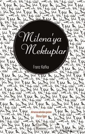 Milena'ya Mektuplar ( Bez Ciltli )