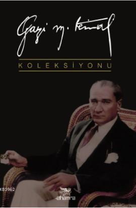 Gazi Mustafa Kemal Koleksiyonu - 10 Kasım'a Özel Kutu Set (4 Kitap)