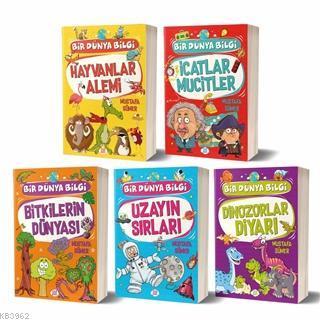 Bir Dünya Bilgi 5 Kitap Set