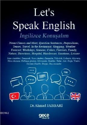 Lest Speak Engilis