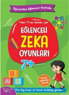 Eğlenceli Zeka Oyunları; Yeşil Kitap