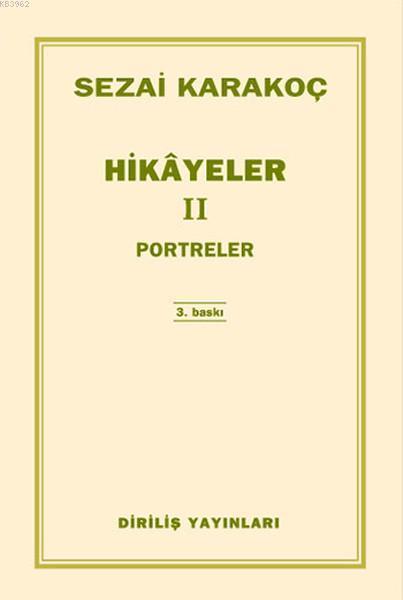 Hikayeler 2; Portreler