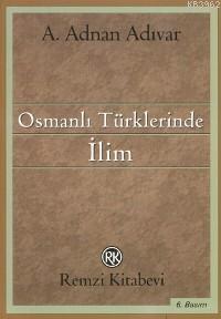 Osmanlı Türklerinde İlim