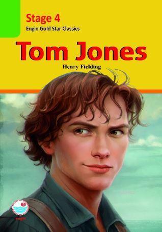 Tom Jones (CD'li) Stage 4; İngilizce seviyeli hikaye kitabı. Stage 4