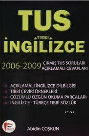 Tus Tıbbi İngilizce 2006-2009