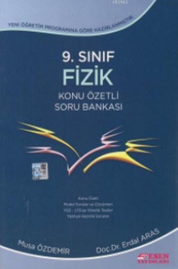 9. Sınıf Fizik Konu Özetli Soru Bankası
