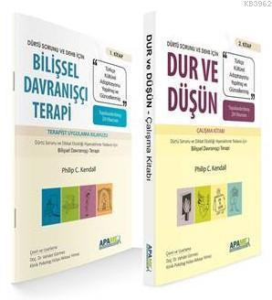 Dürtü Sorunu ve DEHB İçin Bilişsel Davranışçı Terapi - Terapist Uygulama Kılavuzu; Dur ve Düşün Çalışma Kitabı
