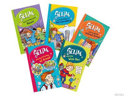 Selim 5 Kitap Set İngilizce