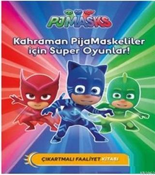 Yaysat Pj Maskeliler İçin Süper Oyunlar