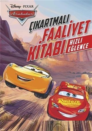 Arabalar - Disney Pixar; Hızlı Eğlence