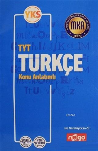 TYT - YKS Türkçe Konu Anlatımlı