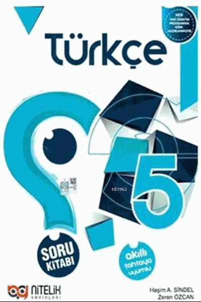 Nitelik Yayınları 5. Sınıf Türkçe Soru Kitabı Nitelik