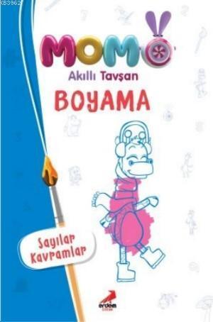 Momo Boyama Kitabı - Sayılar Kavramlar