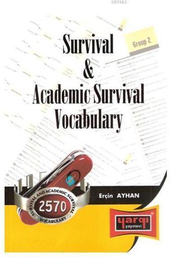 Survival & Academic Survival Vocabulary (Cd'li )