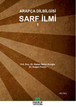 Arapça Dilbilgisi Sarf İlmi 1