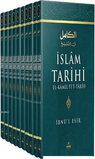 İslam Tarihi (Ciltli 10 Kitap Takım) El-Kamil Fi't-Tarih