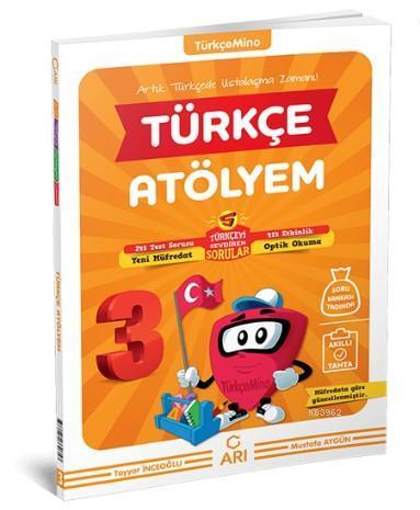 Arı Yayıncılık 3.Sınıf Türkçe Atölyem