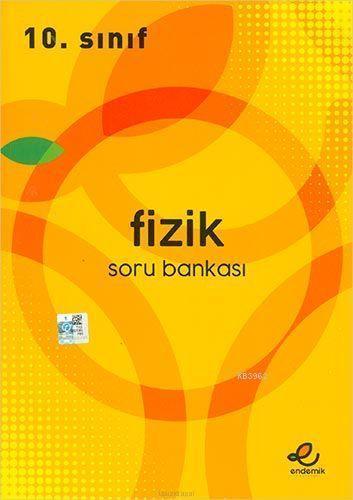Endemik Yayınları 10. Sınıf Fizik Soru Bankası Endemik